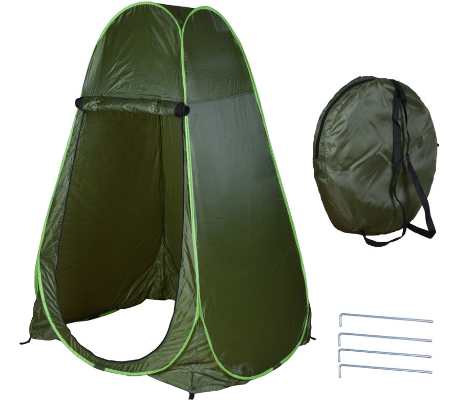 sc 1 st  KoDecor & Portable Pop Up Fishing u0026 Bathing Toilet Changing Tent Camping Room
